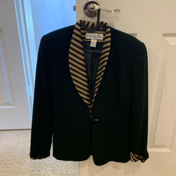 Dior (vintage) blazer - size 2P